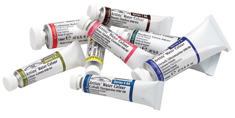 Image of Winsor & Newton Artists' Water Colours