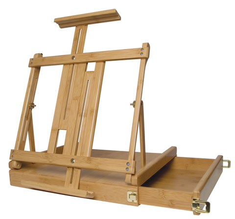 Image of Bamboo Sketch Box Easel