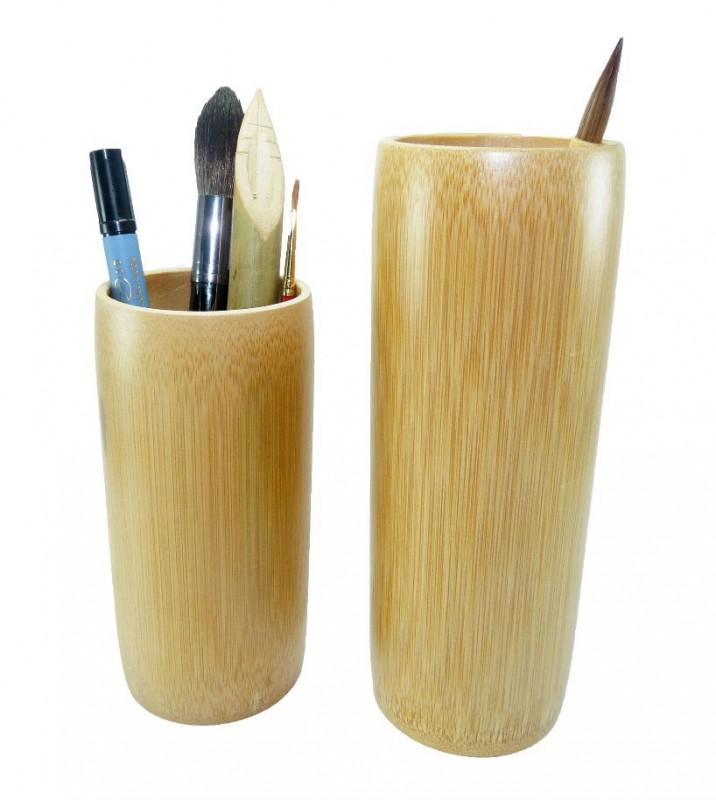 Image of Bamboo Brush Vase
