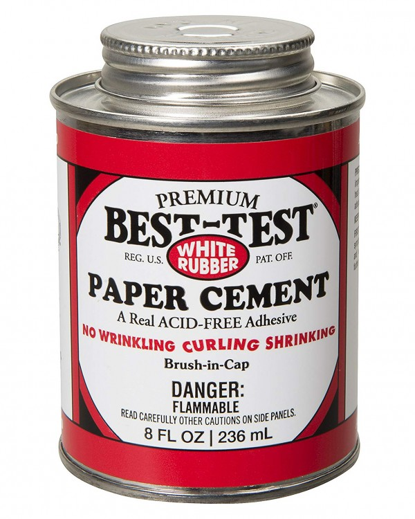 Image of Best-Test Paper Cement
