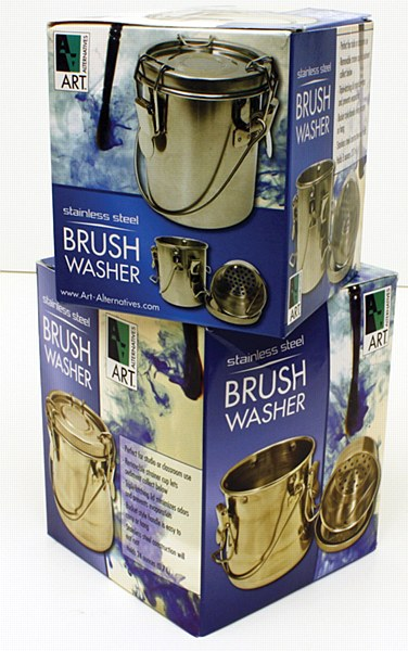 Art Alternatives Brush Washer
