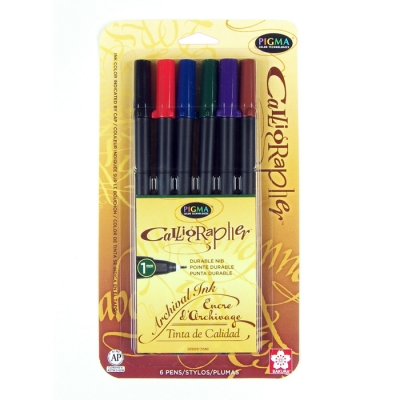Image of Calligraphy Markers by Pigma