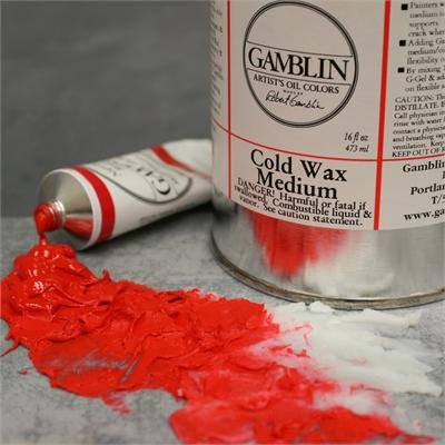Image of Cold Wax Medium by Gamblin Artist's Oil Colors