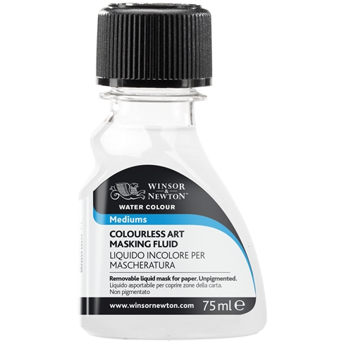 Colourless Art Masking Fluid