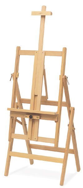 Image of Convertible Studio Easel by Art Alternatives