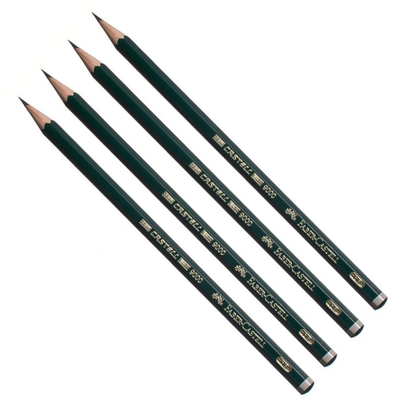 Image of Graphite Pencils by Faber-Castell