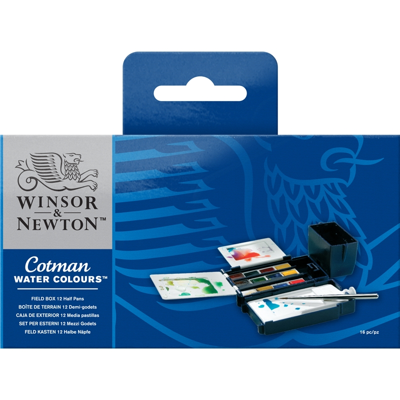 Image of Field Watercolour Kit by Winsor & Newton