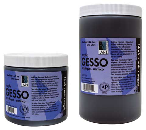 Gesso Black by Art Alternatives