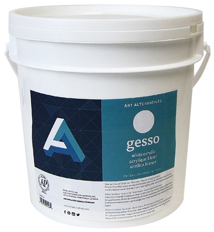 Image of Gesso White by Art Alternatives