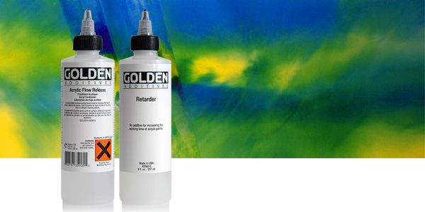 Image of Acrylic Additives by Golden