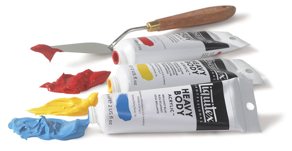 Image of Heavy Body Acrylics by Liquitex