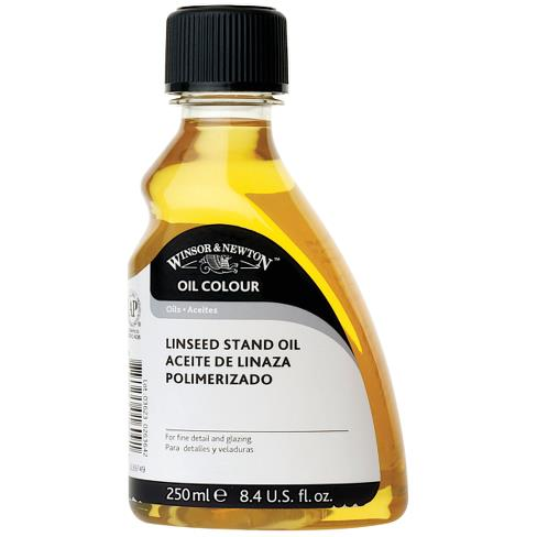 Image of Linseed Stand Oil by Winsor & Newton