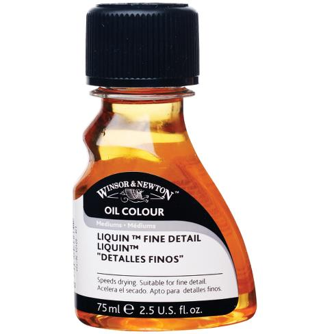 Image of Liquin Fine Detail Medium by Winsor & Newton