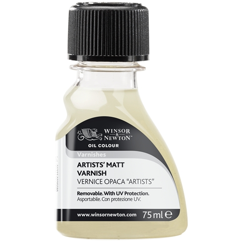 Winsor & Newton Matt Varnish