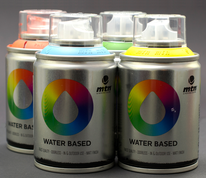 Image of Water-based Spray Paints by Montana