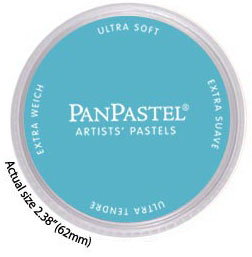 An individual color of PanPastel