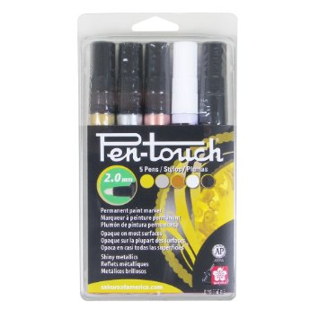 Image of Pentouch Paint Markers by Sakura