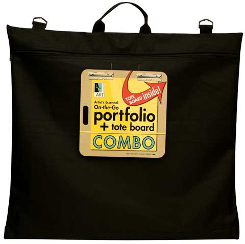 Image of Portfolio Bag with Tote Board by Art Alternatives