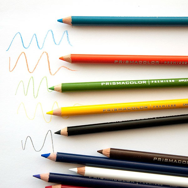 Image of Prismacolor Premier Colored Pencils