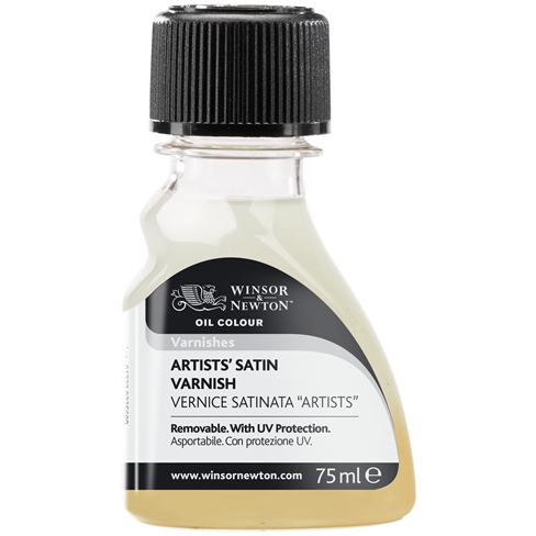 Winsor & Newton Satin Varnish