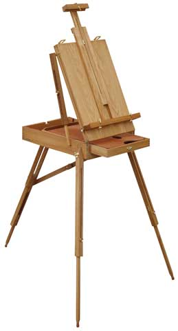 Image of Sonoma Sketchbox Easel by Art Alternatives