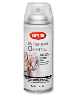 Image of UV-Resistant Clear Coating by Krylon