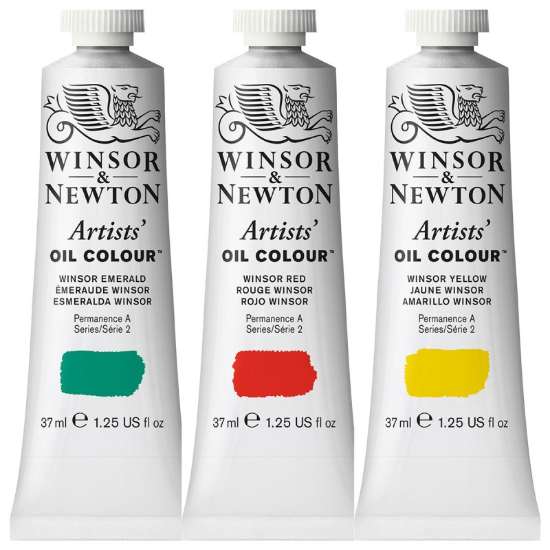 Image of Artists' Oil Colour by Winsor & Newtown