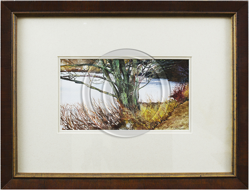 Image of Brown Frame