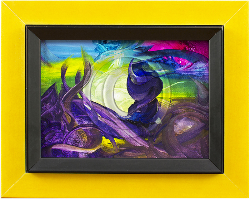 Image of Yellow Frame