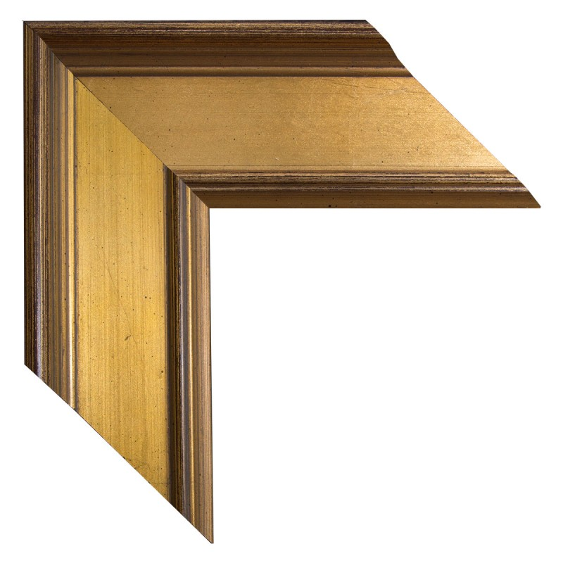 Large Gold Plein Air Frame