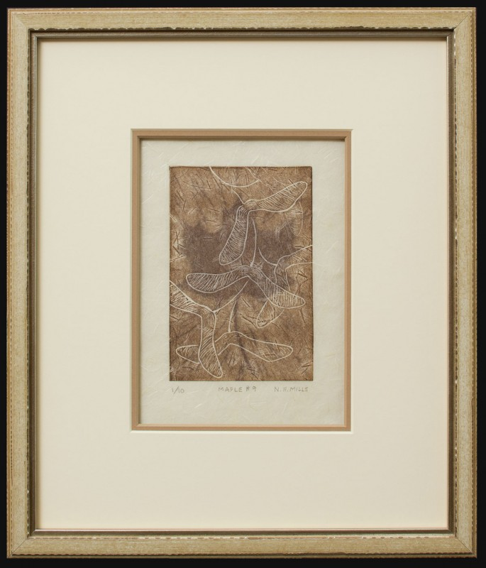Image of Nancy Mills Framed Print
