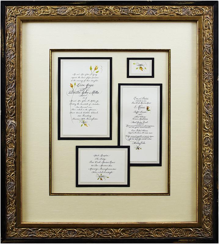 Linen Mat Board Examples Phoenix Art Supplies And Framing In