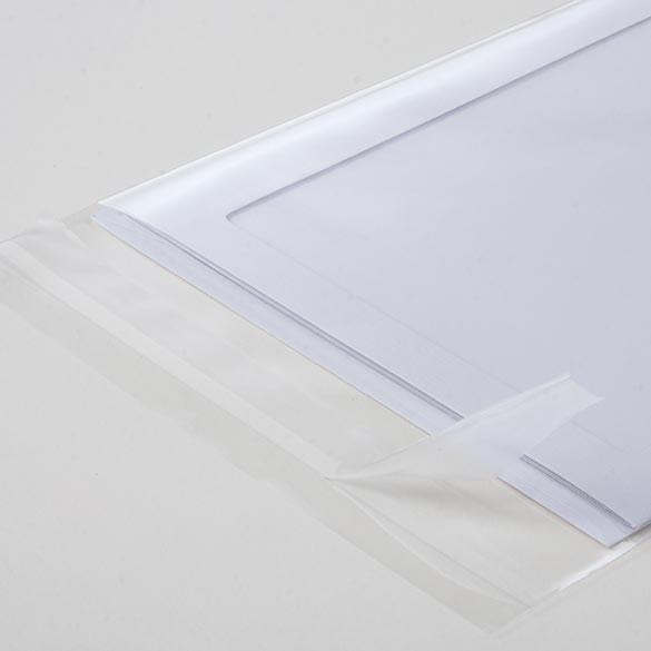 Clear Archival Bag