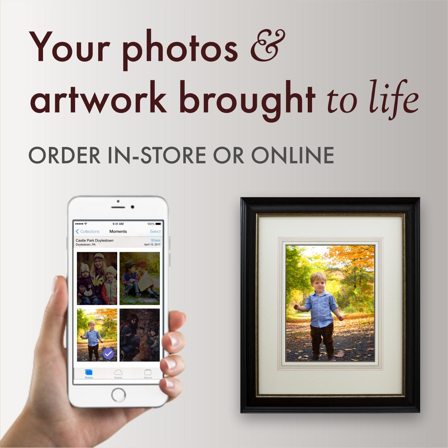 Art supply picture framing doylestown bucks county pa article promo image solutioingenieria Choice Image