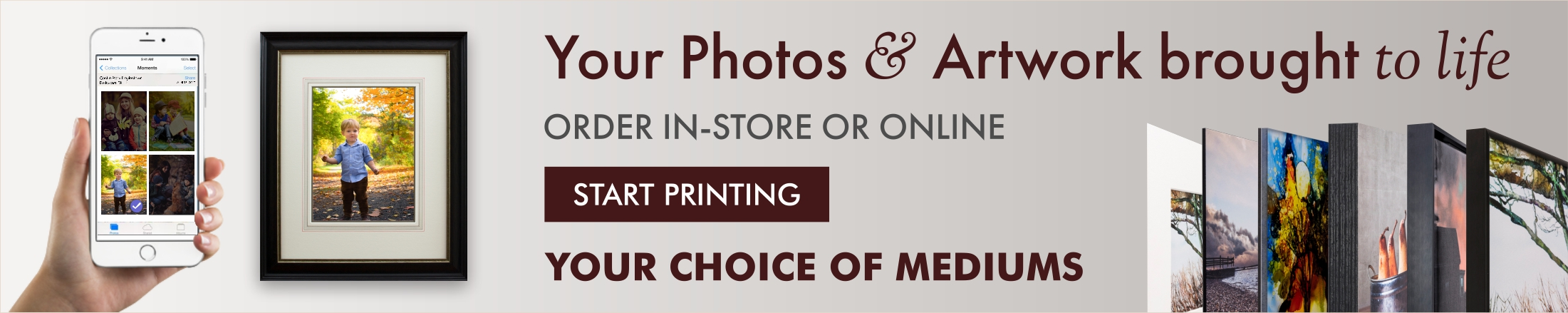 Art supply picture framing doylestown bucks county pa article promo image jeuxipadfo Image collections